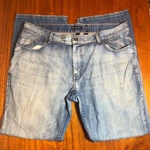 Inc Amsterdam straight leg jeans